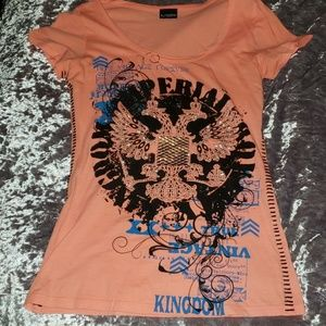 Buckle Daytrip womens detailed t shirt size M
